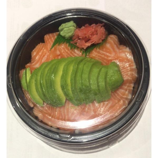 Menu Chirachi Saumon Avocat