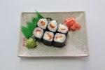 Maki Saumon fumé/fromage