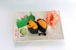 Sushi Corail d'oursin